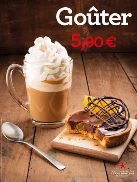 photographe culinaire ssp comptoir francofolies gouter chocolat liegeois