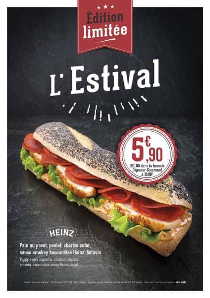 photographe culinaire ssp sandwich estival heinz