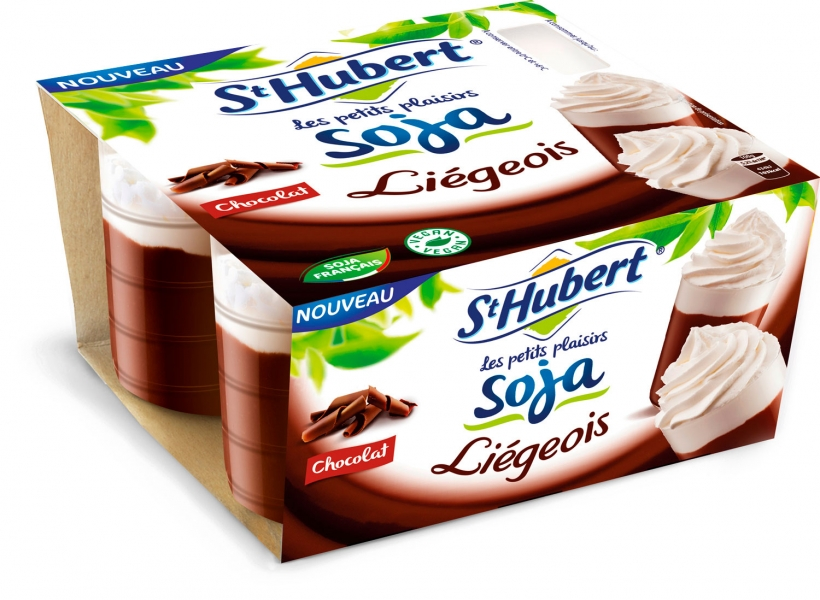 photographe culinaire st hubert packaging liegeois soja chocolat