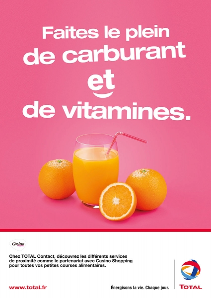 photographe culinaire total jus vitamine