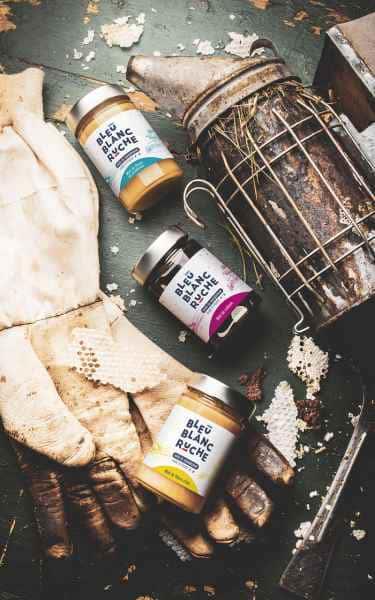 photographe lifestyle post production miel apiculture