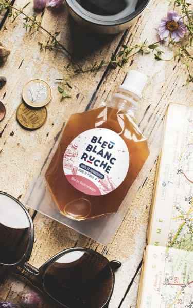 photographe lifestyle post production miel topette fleurs