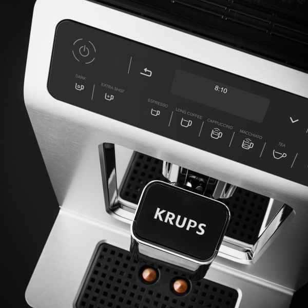 photographe nature morte post production krups machine cafe