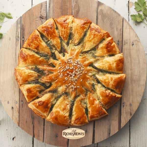 photographe video culinaire richesmonts tarte soleil