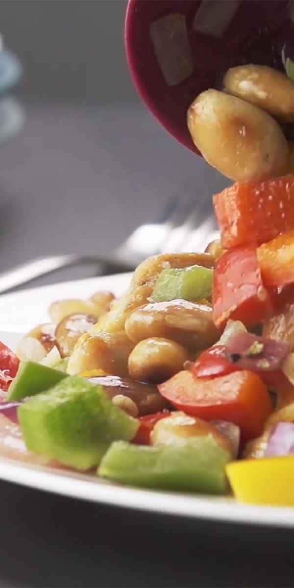 photographe video culinaire tefal poulet aux amandes